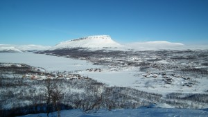 kilpisjärvi holiday destination